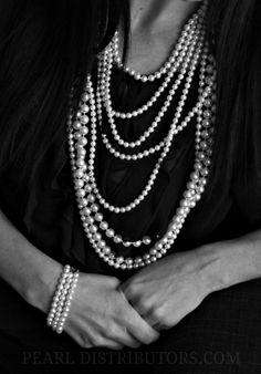 #pearljewelry #2015jewelryfashions Trending 2015: Pearl Jewelry http://www.pearldistributors.com/blog/968/trending-2015-pearl-jewelry/