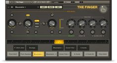 Komplete : Effects : The Finger | Products