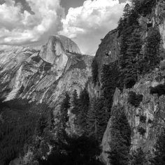 In 1864 Abraham Lincoln signed the Yosemite Grant which paved the way for our National Park System. This was obviously back in the good old days when the POTUS gave a shit about our natural resources.    #latergram #yosemite #yosemitenationalpark #nationalpark #resist #resistance #notmypresident #potus #apocalypse #beautiful #blackandwhite #monochrome #mountain #clouds #forest #nature #vsco #vscocam #landscape #iphone #ff #ca #california #explore #usa #america #friday