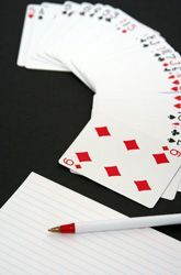 Activities: Lit.'s in the Cards! Great for the older grades. Using the cards a student focuses on certain aspects of the literature their reading.