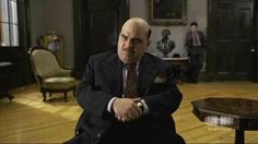 Miller's Crossing - I just like the way Jon Polito is sitting there, it's such a nifty shot.