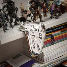 relojes derretidos