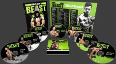 Body Beast Workout - Body Beast Is Dedicated to Maximum Muscle Gain & Fat Loss