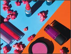Mac promo- So Reel collection! Looks colourful!