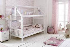 Purchase a Nordic Playhouse Bed 1 at Room To Grow. We offer price match availability on the Flexa Nordic Playhouse Bed 1 & free delivery available House Beds For Kids, Kid Beds, Bed For Kids, Kids Bed With Trundle, Beds For Toddlers, Girls Bed With Storage, Bunk Beds, Sleepover Beds, Kids Single Beds