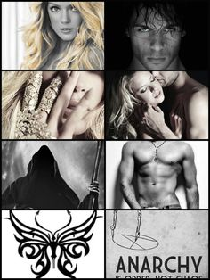 Anya y lucien Paranormal Romance Series, Romance Books, Underworld Characters, Immortals After Dark, Gena Showalter, Black Dagger Brotherhood, The Evil Within, Book Characters, Book Authors