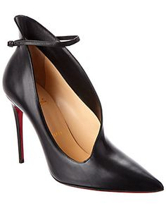 Christian Louboutin Vampydoly 100mm Leather Pump $939.99