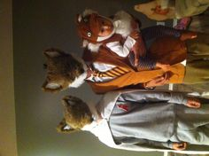 Fantastic Mr. Fox costumes