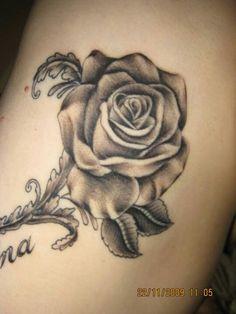 43 Best Black Rose Tattoo Images Black Rose Flower Black Rose