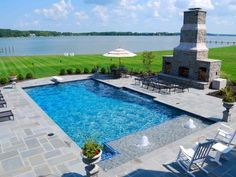 Get inspiration for your pool project with these sumptuous swimming pools