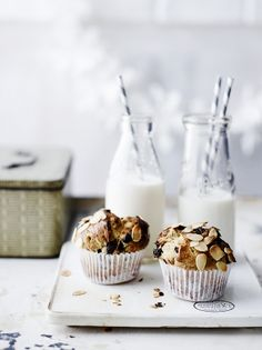 Panettone Muffins   Bread Recipes   Jamie Oliver