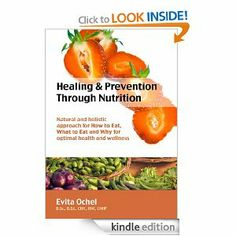 Healing & Prevention Through Nutrition by Evita Ochel. $6.87. 184 pages. Author: Evita Ochel