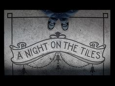 A night on the tiles - new blog coming soon