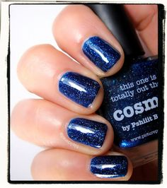 Nailderella: piCture pOlish - Cosmos