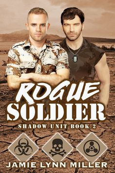 My blog tour for Rogue Soldier kicked off today over at Crystal's Many Reviewers! Stop by to read an EXCLUSIVE excerpt, a Q&A with me and enter to win a FREE ebook!