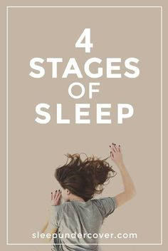 Insomnia Remedies - THE 4 DIFFERENT STAGES OF SLEEP - Getting the right amount of all of the sleep stages at night is critical to being able to live your life well during the day! Banana Cinnamon Tea, Natural Remedies For Insomnia, Natural Sleeping Pills, Stages Of Sleep, Food For Digestion, Memory Problems, Sleeping Too Much, The Last Meal, Sleep Problems