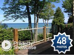 Fabulous 5BR / 6 BA Newer Water Front Home near Good Hart - Harbor Springs, MI.  Susan Schwaderer - Coldwell Banker Schmidt Real Estate Real Estate Agent - 231-330-5102