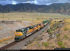 Union Pacific Railroad, Utah, Diesel, Christian, Smoke, Cars, American, Modern, Photos