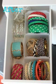 Organizing Week {Jewelry}