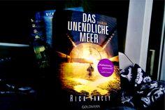 #dasunendlichemeer #rickyancey #buch #rezension #sciencefiction #buchfotografie #diefuenftewelle #5.welle #book #bookphotography #blog