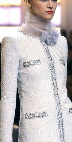 Chanel | Luxurydotcom via pinterest.com