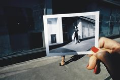 Guy Bourdin, Charles Jourdan, Spring 1978