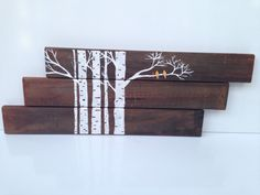 Made To Order Reclaimed wood sign pallet art by LucysLikeables, $50.00