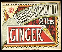 Victorian Leeds Ginger