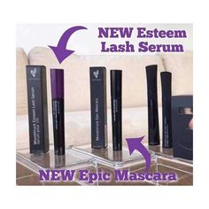 Lash Serum!! People! Want crazy long lashes? I've got you covered! One Step Mascara!! Available August 1st @ vampyourlashes.com