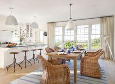 A Nantucket Kitchen Designed by Victoria Hagan