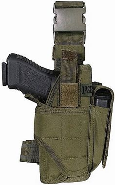 Universal Tactical Thigh Rig Holster