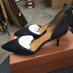 Pre-owned - Leather heels Coach New Release f9cjM