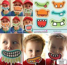 Super legal essa ideia para aniversários... os pequenos se divertem.