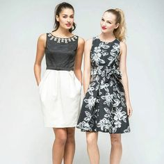 Black and white stunners!