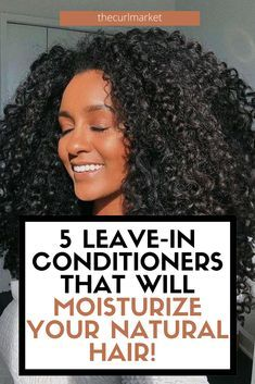 Best Leave In Conditioners for Dry Natural Hair | To The Curl Market
