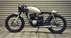 82' Honda CD125T caferacer 125cc