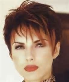 Image result for Sassy Hairstyles for Over 50 Edgy