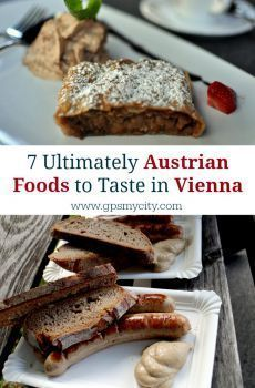 This Vienna food guide highlights the staple delights of the Austrian cuisine that a traveler must not miss when visiting Vienna.