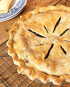 Blueberry Pie - Martha Stewart Recipes