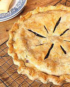 Blueberry Pie - Martha Stewart Recipes