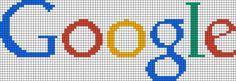 Узор фенечки Google Плетение фенечки Cross Stitch Bookmarks, Counted Cross Stitch Patterns, Cross Stitch Embroidery, Diy Perler Beads, Perler Bead Art, Plastic Bead Crafts, Cross Stitch Cushion, Pixel Art Templates, Minecraft Pixel Art