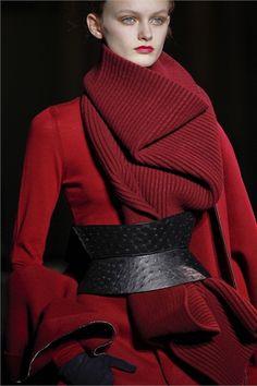 Sfilata Haider Ackermann Paris - Collezioni Autunno Inverno 2012-13 - Vogue