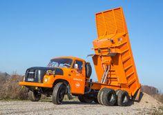 GALERIE: Tatra Hvězda stavenišť i pískovišť ve velké galerii Big Rig Trucks, Dump Trucks, Motor Car, Cars And Motorcycles, Techno, Porsche, Transportation, Automobile, Vehicles