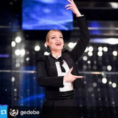 #EmmaMarrone Emma Marrone: #Repost @gedebe with @repostapp.