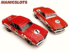 Slot car, Scalextric, Chevrolet Camaro
