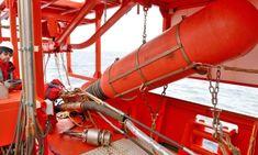 La sísmica multicanal (I) –18.01.2020 Ushuaia, Research Projects, Boats, Islands