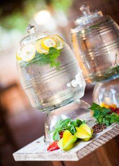 Saúde: Águas Aromatizadas + Receitas - CBBlogers