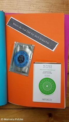 Wenn du mal Zeit für dich brauchst ...    Wenn Buch | Bastelanleitung | Wenn Buch Ideen | Wenn Buch basteln | Geschenksidee | selbstgemachte Geschenke