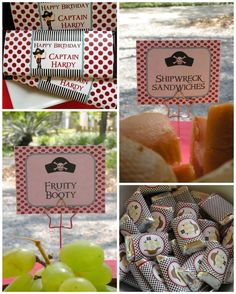 Pirate Birthday Mega Party Package  Boy  DIY by PartySoPerfect, $45.00