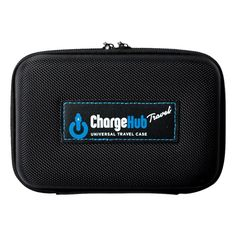 ChargeHub - Travel Case - Black, TRVCSE-001